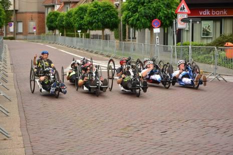 Heusden handbikers