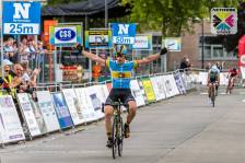 Kris wint in Ninove 30 juli 2017