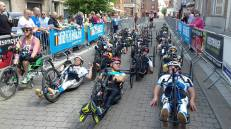 Maldegem start handbikers