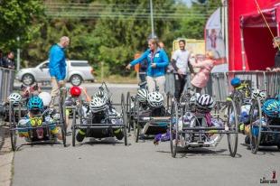 Dendermonde start handbike