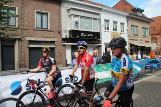 Maldegem Nancy start
